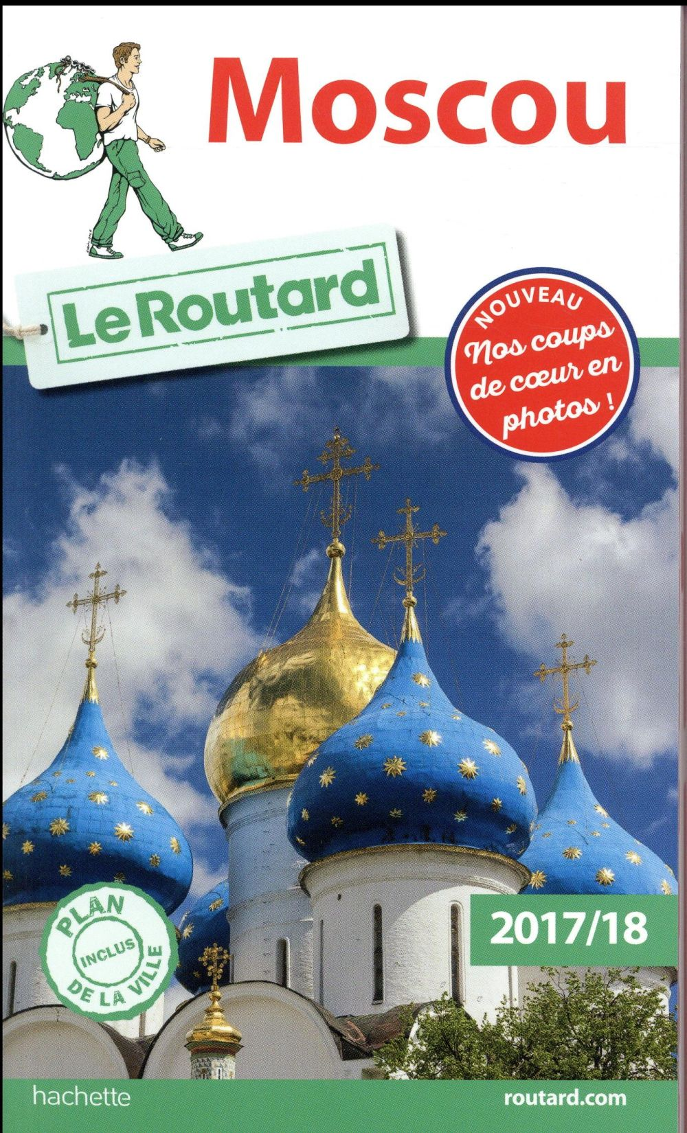 GUIDE DU ROUTARD MOSCOU 201718